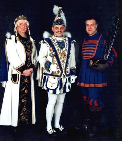 Dreigestirn 1997/98