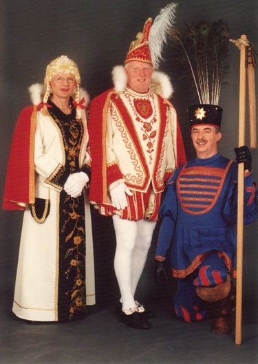 Dreigestirn 1998/99