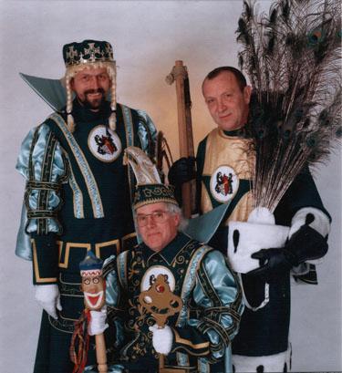 Dreigestirn 2002/03