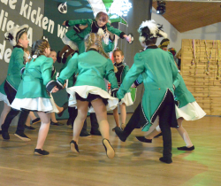 Kinderkarneval Session 19/20
