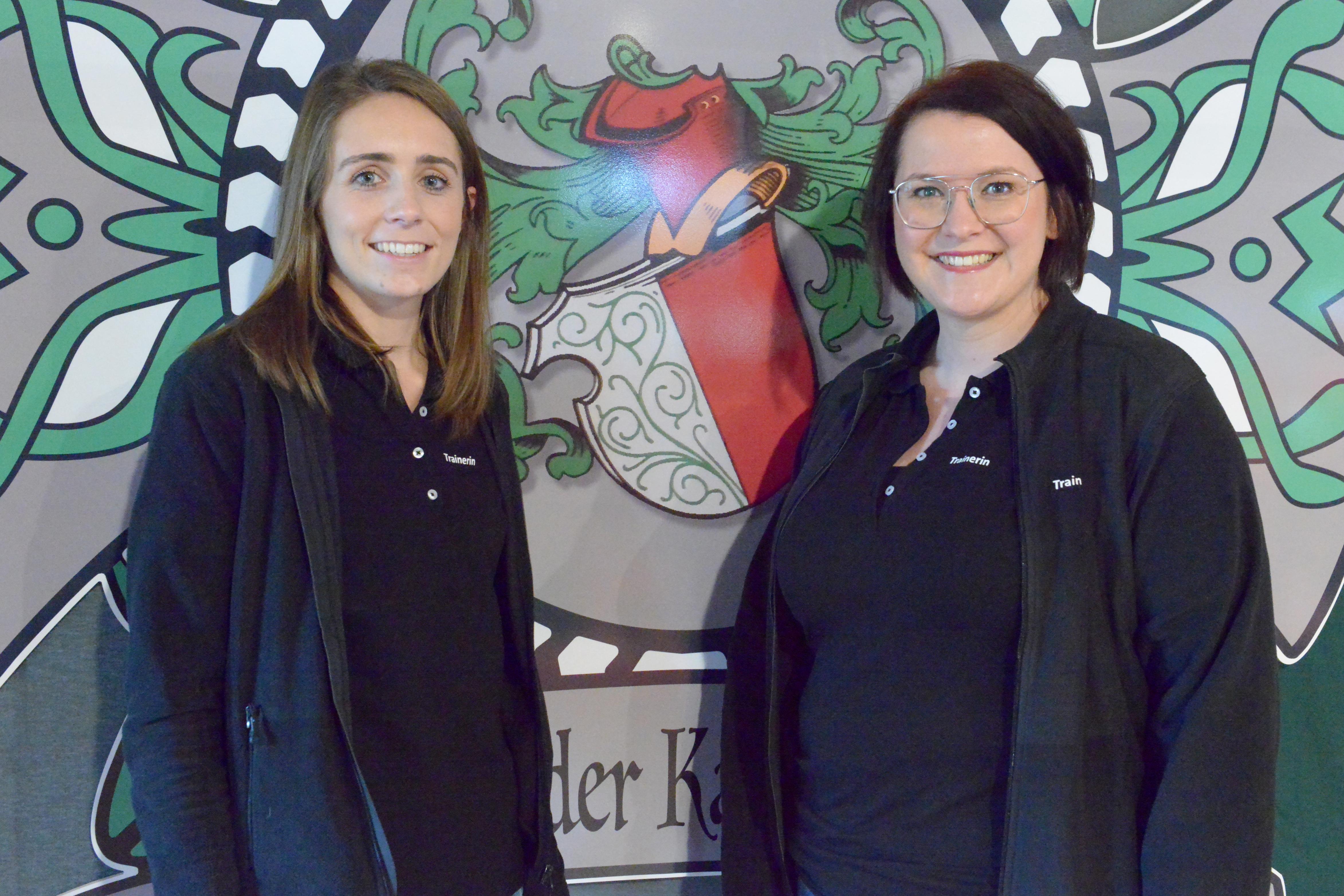 Kathi Springmann & Verena Weber-Baumhoff