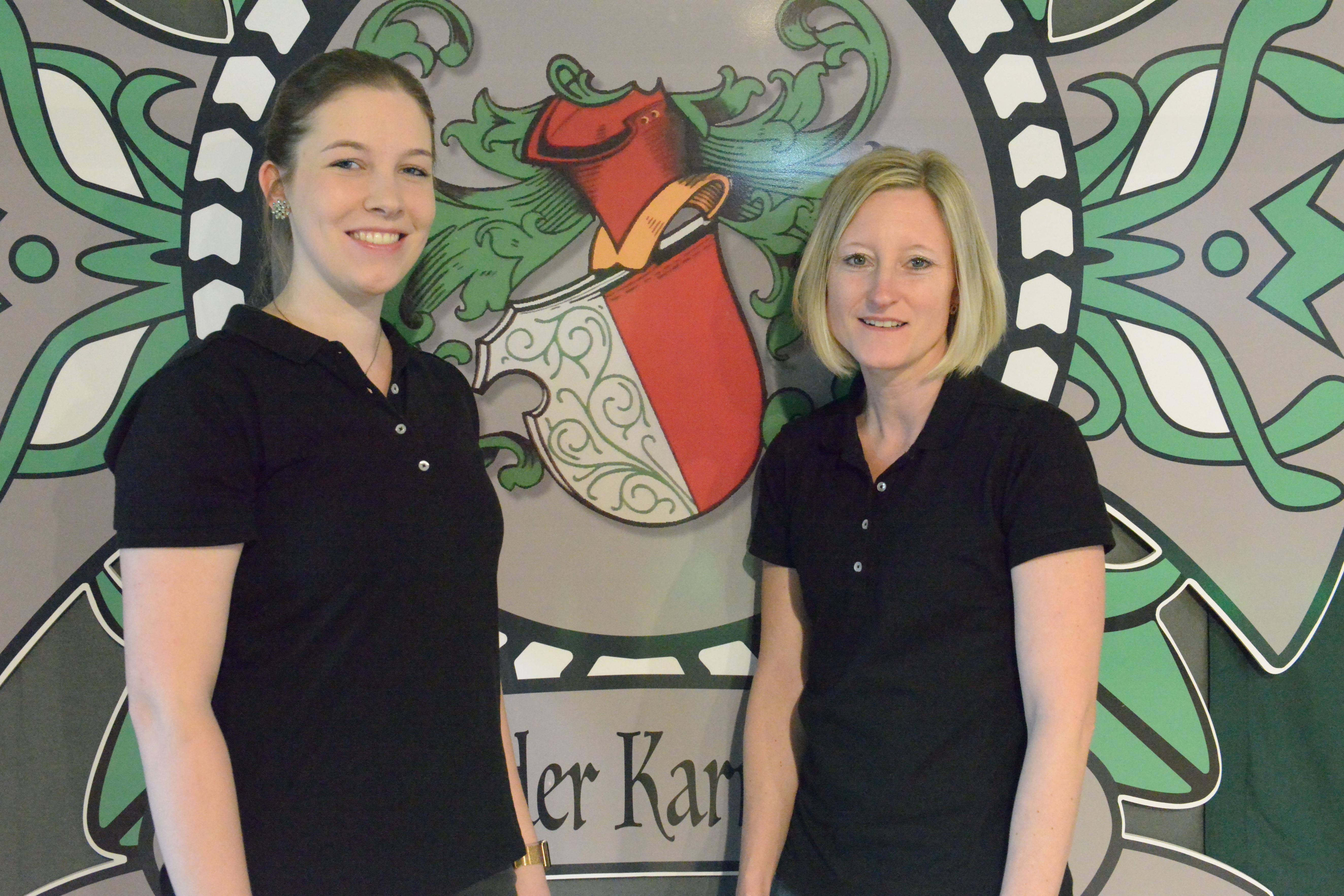 Lisa-Marie Steinberg & Sabrina Kirchhoff